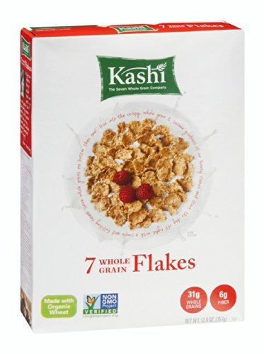 (Kashi 7 Whole Grain Flakes 12.6 OZ (Pack of)