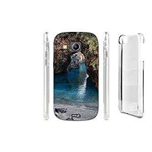 FUNDA CARCASA TUNNEL NATURALE SEA PARA SAMSUNG GALAXY ACE 4 G357FZ