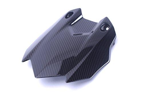 (Bestem Carbon Fiber Rear Tire Hugger Fender Twill for 2015-2018 Yamaha R1 R1M R1S / Yamaha 2016-2017 FZ10 FZ-10)