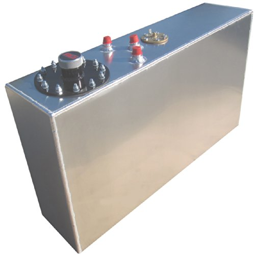 Rci Fuel Cells Aluminum - RCI 17 GALLON STREET ROD ALUMINUM FUEL CELL, 17