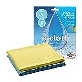 E-Cloth Glass & Polishing - 2 Cloths