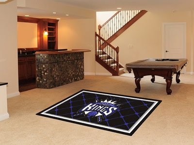 Fan Mats Sacramento Kings Rug, 60