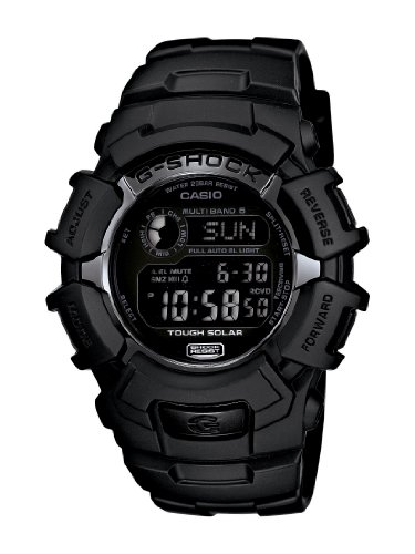 Casio Men's GW2310FB-1CR G-Shock Shock Resistant Multifunction (Casio Atomic Solar G-shock)