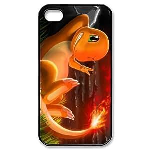 Charmander Pokemon Case for Iphone 4/4s Petercustomshop-IPhone 4-PC01910