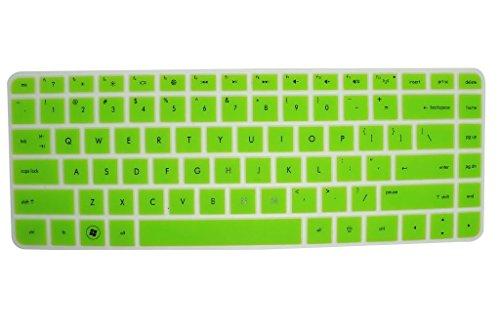 Avigator Translucent Green Ultra Thin Silicone Keyboard P...