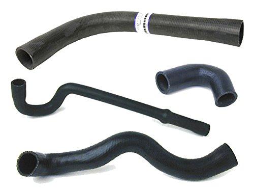 (BMW e24 e28 (6cyl) Coolant Hose KIT (4 pcs))