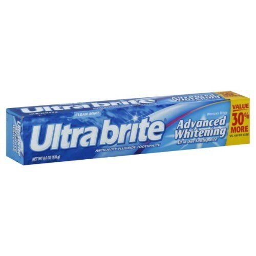 ultra-brite-advanced-whitening-toothpaste-clean-mint-6-oz-pack-of-12-by-ultrabrite