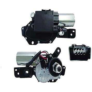 Partes reproductor nuevo motor para limpiaparabrisas trasero W ...