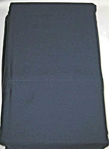 Set of 2 Ralph Lauren Dunham Sateen King Pillowcases-Cadet Blue 300 Thread Count 100% - Count Polo