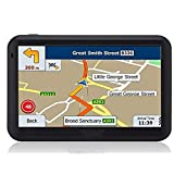 """FairOnly 5"""" HD Onboard GPS Portable Navigator 256MB + 8GB Map of Europe"""