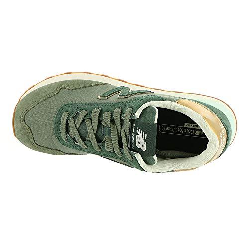 Mineral Rosin Balance New Wl515 Green Women's faded Sneakers wqxgxUTR