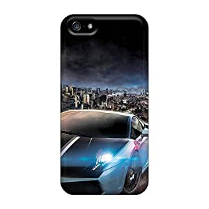 Iphone 5/5s Case Cover With Shock Absorbent Protective SPGOJBS918TqtUu Case