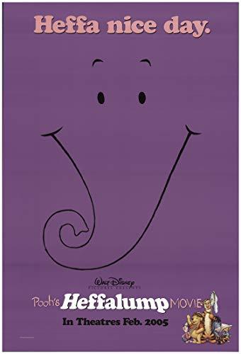 Pooh's Heffalump movie 2005 Authentic 27