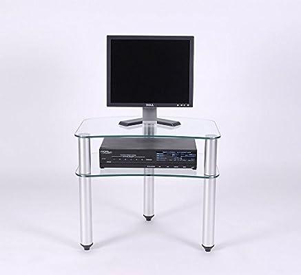 RTA Home and Office TV-001 - Soporte para televisor LCD y de Plasma de Aluminio para televisores de 24 Pulgadas y por Debajo: Amazon.es: Juguetes y juegos