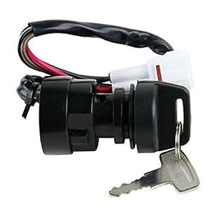 Ignition Key Switch For Yamaha Banshee 350 YFZ350 1995-2001 95 96 97 98 99 00