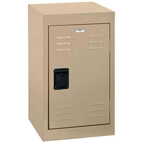 Sandusky Lee Kids Locker, LF1B151524-04 Single Tier Welded Steel Locker, 24