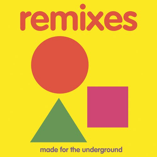 Vinilo : Jazz Spastiks & Penpals - Remixes: Made For The Underground (deluxe Edition) (Deluxe Edition)