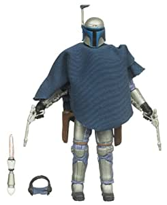 Hasbro Star Wars Figuras vintage Jango Fett - Figura de La Guerra de las Galaxias