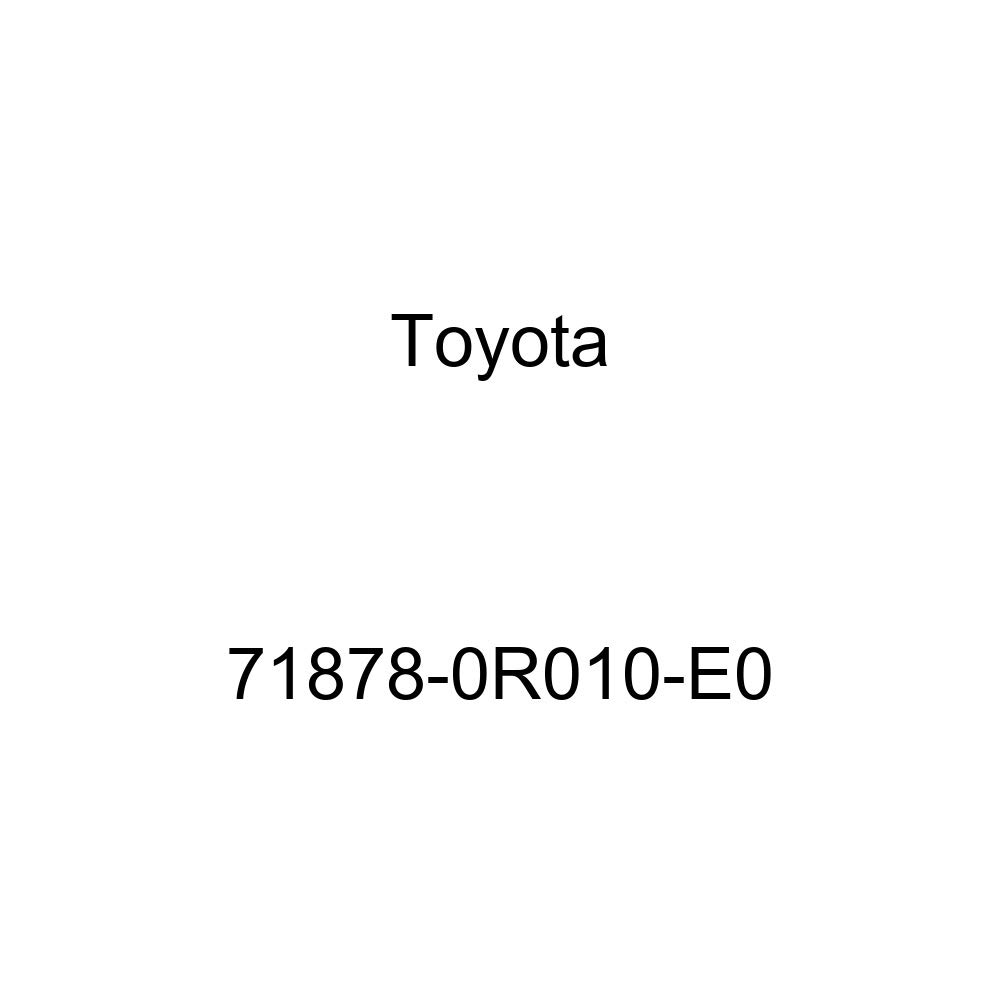 TOYOTA 71878-0R010-E0 Seat Reclining Cover