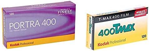 Kodak Portra 400 120 Roll Film Professional 5 Pack