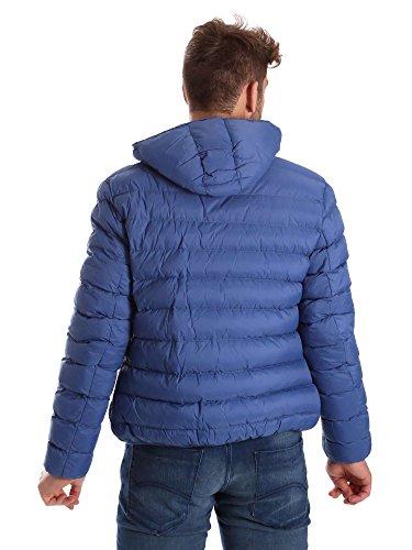 Xxl Uomo Piumino 721bu35049 Jeans Blu Gaudi PHXqpxq