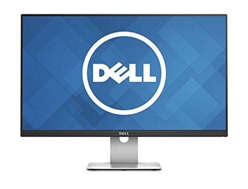 Dell S2415H 60,5 cm (23,8 Zoll) Monitor (HDMI, VGA, 6ms Reaktionszeit) schwarz