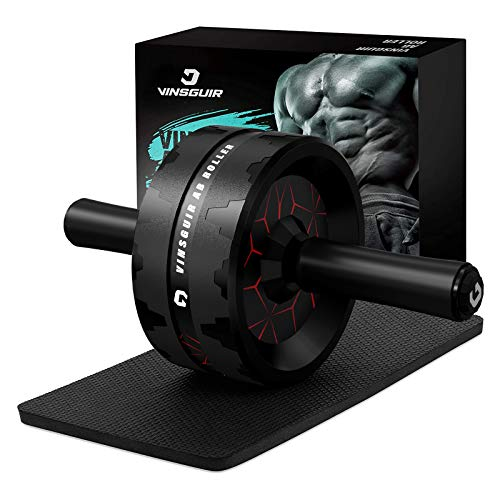 Vinsguir Ab Roller for Abs Workout, Ab Roller Wheel Exercise Equipment for Core Workout, Ab Wheel Roller for Home Gym, Ab Wor