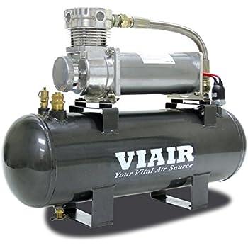 amazon com viair 150 psi high flow air source kit automotive Electrical Contactor Wiring Diagram
