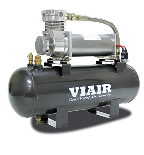 VIAIR 200 PSI High-Flow Air Source Kit
