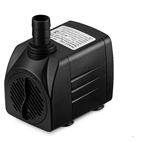 Victsing 400 Gph Submersible Water Pump For Pond Aquarium