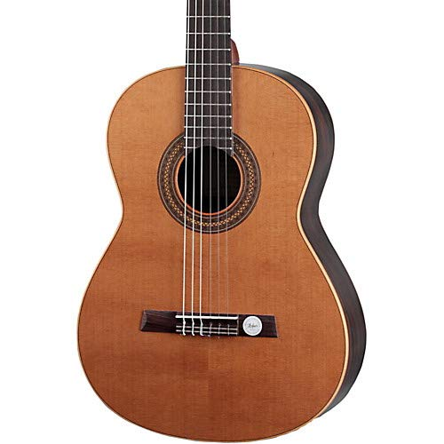 Solid Cedar Top Laurel Body Classical Acoustic Guitar - Hofner Classical Guitars