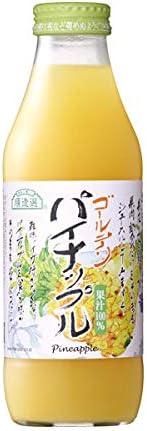 順造選 ゴールデンパイナップル(果汁100% )500ml×6本入