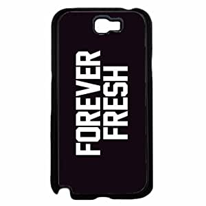 Forever Fresh - TPU RUBBER SILICONE Phone Case Back Cover Samsung Galaxy Note II 2 N7100