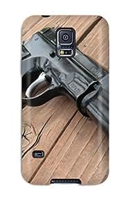 For Galaxy S5 Fashion Design Gun Case-yqpsiZr14005uYrgb