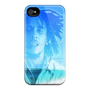 Great Hard Phone Case For Iphone 6 With Support Your Personal Customized High Resolution Bob Marley Pictures KellyLast