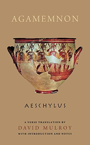 Agamemnon (Wisconsin Studies in Classics)