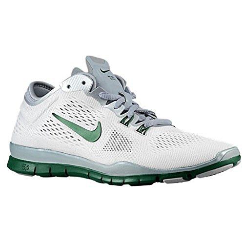 Nike Womens Free 5.0 Tr Fit 4 Team Scarpe Da Corsa 642069-102 Sz 12