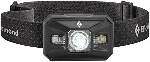 2 Lite Outdoor Lantern - Black Diamond Storm Headlamp, Black