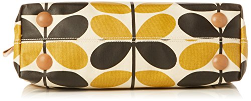 Orla Kiely Stem Check Print Mini Sling Bag, Dandelion by Orla Kiely (Image #4)