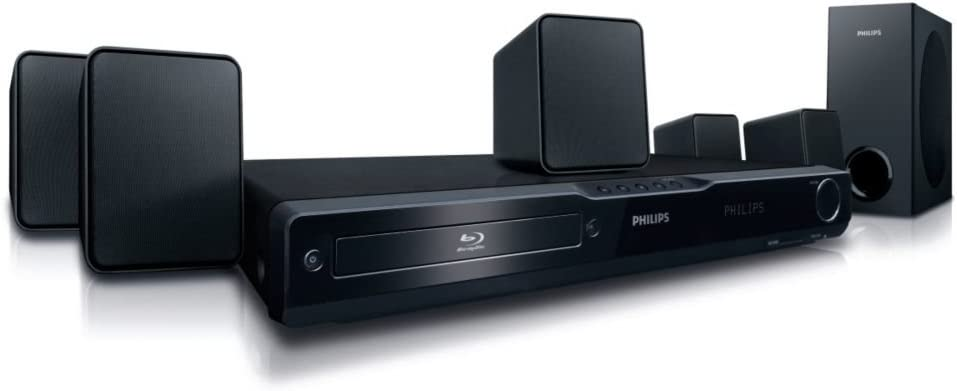 Philips HTS3306/F7 Home Theater (Discontinued by Manufacturer)
