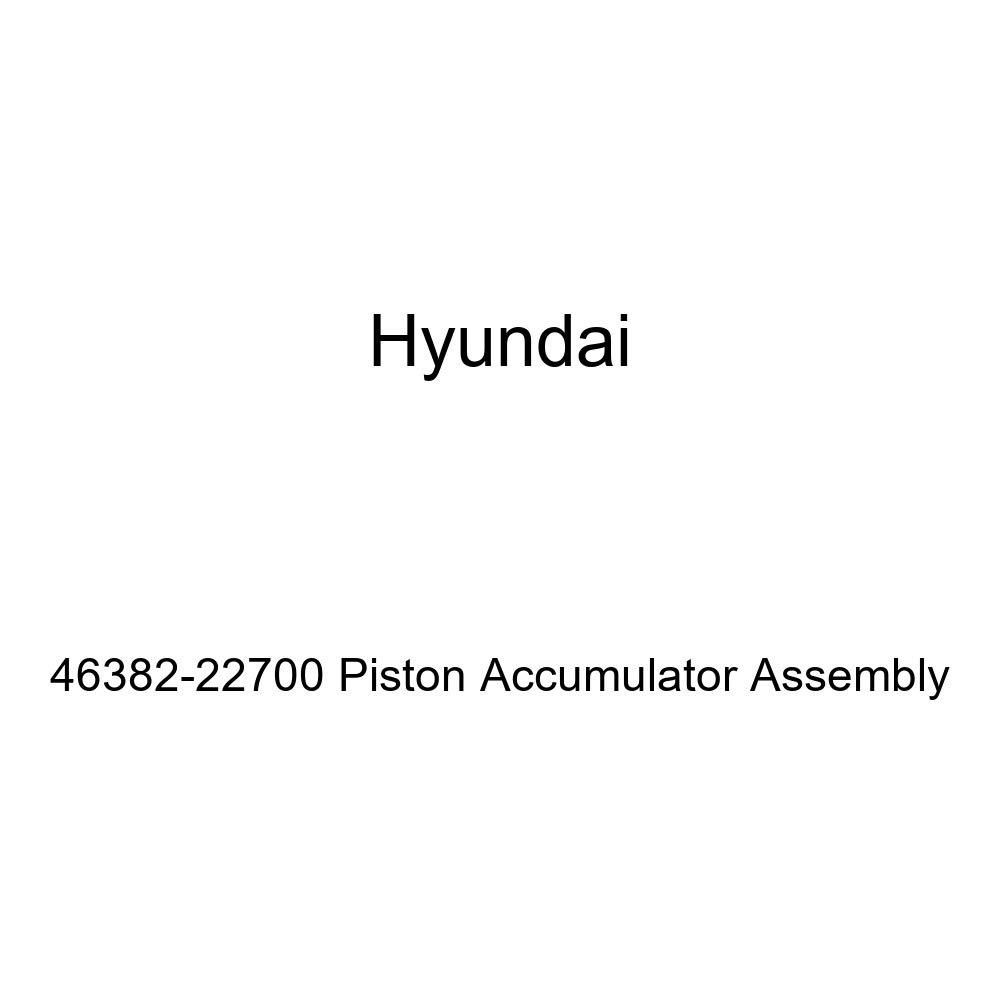 Genuine Hyundai 46382-22700 Piston Accumulator Assembly