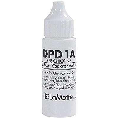 LaMotte NEW FRESH P-6740-G DPD 1A Liquid Reagent, Free Chlorine, 30 ml, exp. date listed : Garden & Outdoor