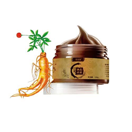 Zooyooart Herbal Beauty Peel-Off Mask Transitional Herbal Ginseng Black Head Peel Off Mask