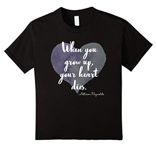 Price comparison product image unisex-child 80's Movie Quote Shirt 6 Black