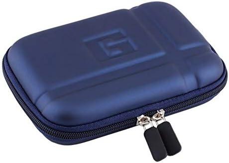 Cloverclover Kit de navegación con Estuche GPS de 5 Pulgadas Azul: Amazon.es: Electrónica