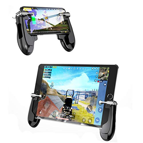 SimplylinMobile Game Controller Tablet Gamepad Sensitive Shoot Aim Trigger Button Handle (Best Red Wedding Reaction)