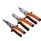 RUWOO Z27003 3-Piece Compound labour-saving pliers