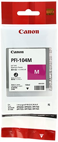 Canon PFI-104M Ink Tank by Canon