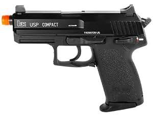 H&K KWA Compact Tactical USP Airsoft, NS2 System airsoft gun