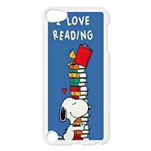 JamesBagg Phone case Cute Snoopy series pattern case cover FOR Ipod Touch 5 C-SNOOPY1296